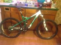 I have a Specialized mtn bike size medium. It is in