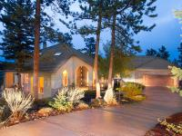Pristine custom mountain home on ten+ private acres.