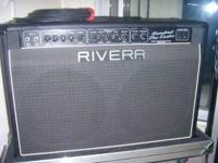 I have for sale one immaculate 1995 Rivera R100/2x12
