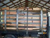 We have the best old growth fir firewood money can buy.