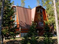 Enjoy panoramic mountain views of the Gros Ventre and