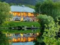 Enjoy remarkably private and rural setting on Aspen