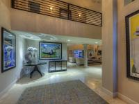 Located in a private enclave high on the sought-after