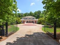 European estate on five private,rnwooded, acres with