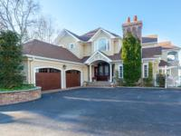 Majestic Post Modern Home, Manicured 2+ Acres,
