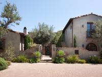 Located on a private enclave this Spanish Mediterranean