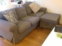 It's a 1 yr old ikea ektorp sofa left or best sectional