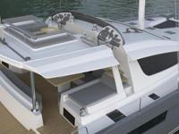 PRIVILEGE Series6...a catamaran developed from