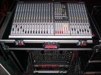 For Sale: Allen & Heath GL2400 24 Channel Mixing