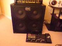 Pro Bass rig for sale - Tube Works RT-3300, One of the