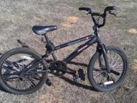 "ALMOST NEW BMX FREE STYLE Bike Diamond Back ""GRIND"" 18"""