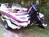 2006 Pro Craft 181 Combo Fish and Ski! With a 2006