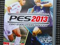 Brand brand-new Pro Evolution Soccer 2013 computer game