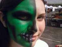facepainter for all your events. 100 for up to 20 faces