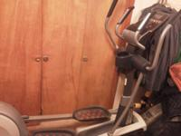 Pro form 14.0 ce elliptical that I bought 6 months ago.