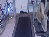 This is a secondhand Pro-Form 380 Treadmill in great