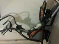Pro Form I series 785 F Elliptical for sale. Hardly