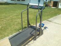 PRO-FORM CROSSWALK MX Treadmill. Does have signs of use