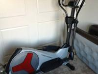 Pro Form Elliptical machine almost new condition.