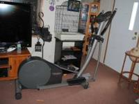 pro form elliptical $175.00 OBO. used in good