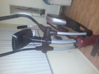 New Pro-Form smart strider elliptical for sale. This