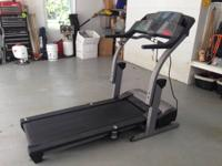 Pro-Form 765i Interactive Fitness instructor Treadmill