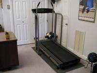 Treadmill in excellent condition., $300.00, Everything