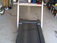 "Up for sale is this ""Professional Type"" treadmill. It"