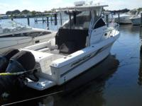"WHAT A BOAT!!! OVER-ALL LENGTH OF BOAT IS 29'1"" WITH A"