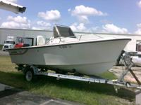 1988 Pro-Line 170 CC powered by an OMC 115 hp outboard