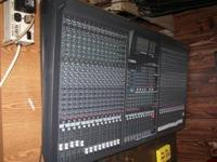 2 Crown Macro-Tech 2402 amp's,2 Rane ME60 EQ's in a