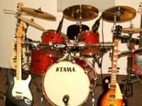 This is an extremely great set of Tama Starclassic