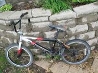 nice bike that i had as a kid to big now for it its all