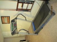 Pro Form XP Trainer 580 Treadmill Purchased in 2010