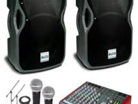 Pro Gear Rental for working musicians and DJs. Need