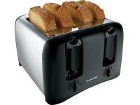 The Proctor Silex 24608 Cool Wall Toaster is a perfect
