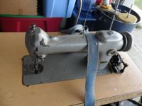 sewing machine used - MUST Sale $200.00 or OBO