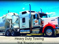 TIA Transport and Towing Professional Heavy Duty Towing