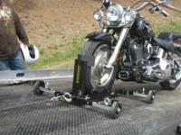 TIA Transport and Towing Professional Motorcycle Towing