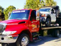 TIA Transport and Towing $50 Standard Size Vehicles up