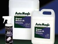 Auto detailing inside and out using professional
