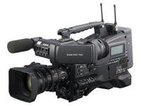 Sony, JVC, & Panasonic Cameras Including: Studio,