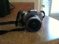 This is NOT a digital camera. It is a 35mm Film Camera