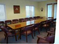 We have office space available from a virtual office to