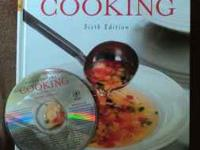 For sale is a hard back copy of Professional Cooking
