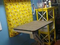 Dog Grooming Equipment for sale, Hydraulic Table $150