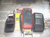 FOR SALE Professional HVAC testing tools 2-sets of