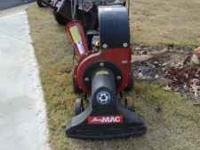 Expensive Lawn Sweeper barely used!  Batesville Rd to