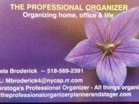 WE ORGANIZE IT ALL. HOME, OFFICE, SMALL BUSINESS,