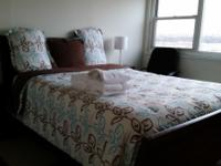 Professional roommate wanted to rent furnished bedroom.